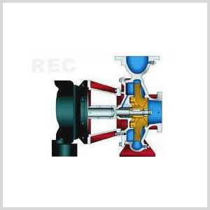 American Marsh Close Coupled Pump