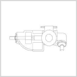 American Marsh Internal Gear Pump