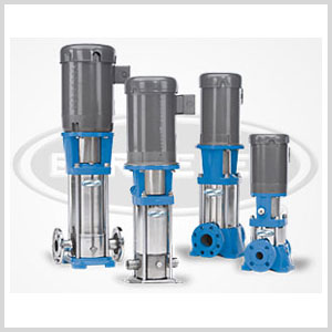 Berkeley Pump Vertical Multi-Stage Booster (BVM) Series