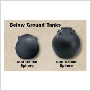 Underground Pump Tank