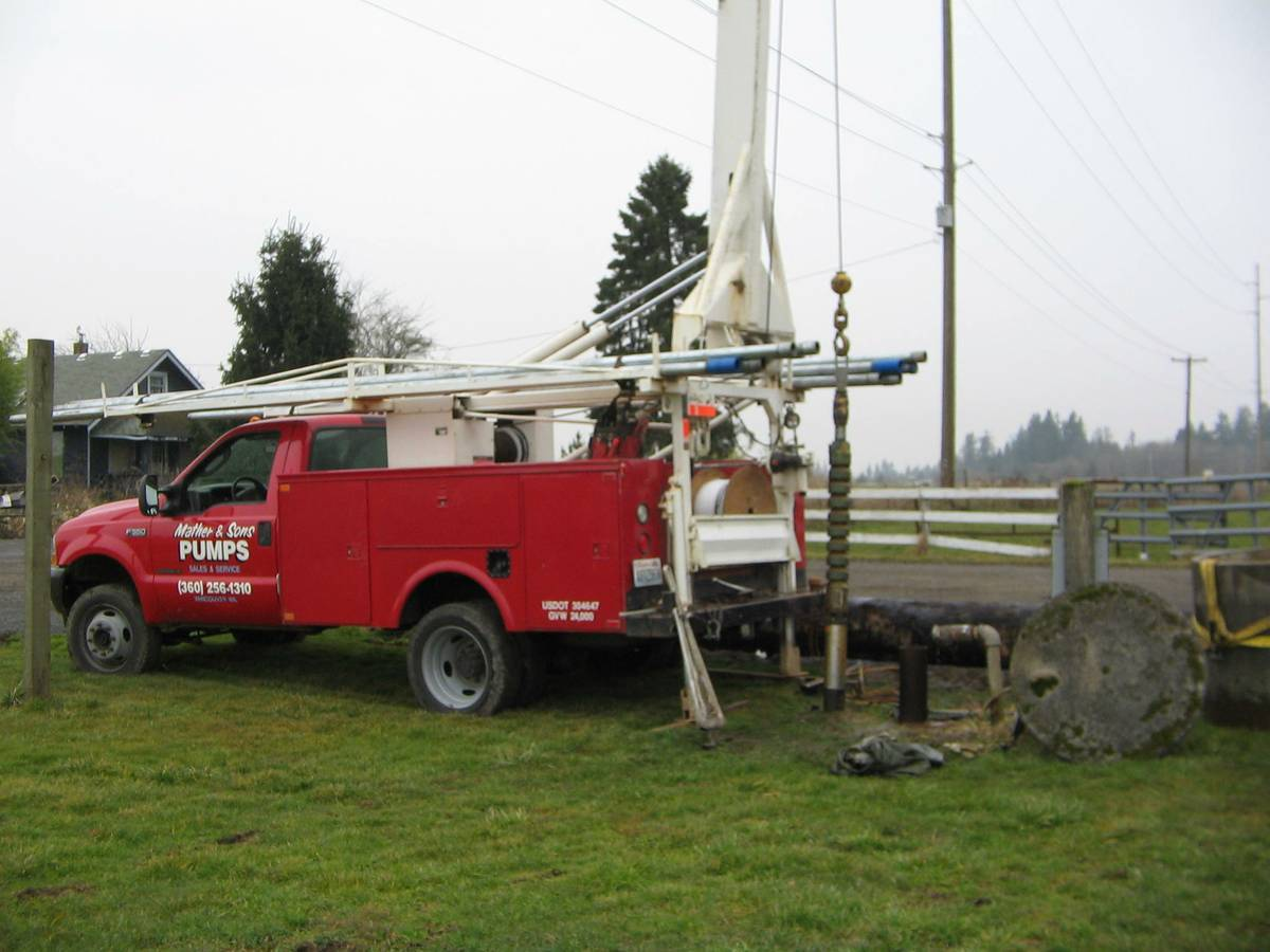 Water Pump Sales and Service Camas, WA. 98607 Service Area lat: 43.676620 long: -114.321000
