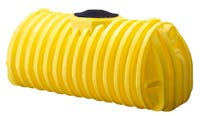 Mather Pumps and Tank Supply - 500 Gallon Underground Septic Tank - Non Plumbed  40796