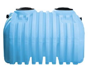 Mather Pumps and Tank Supply - 1250 Galllon Bruiser Water Tank & Septic Tank