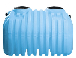 Mather Pumps and Tank Supply - 1500 Gallon Bruiser Water Cistern Septic Tank