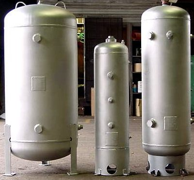 Hanson ASME Water Tanks