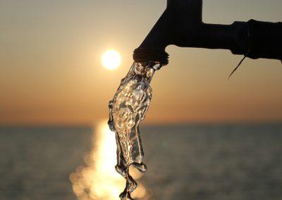 The Reward of Pure Fresh Water