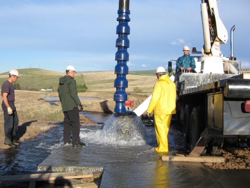 Pump repair portland oregon mather pump service for Electric motor repair portland oregon