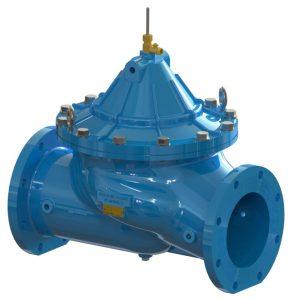 Flomatic control valves