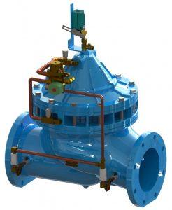 Flomatic pump control valves