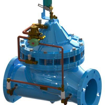 Flomatic pump automatic control valve C621/CF621