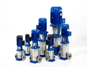 Goulds e-SV Series Stainless Steel Vertical Multi-Stage pumps