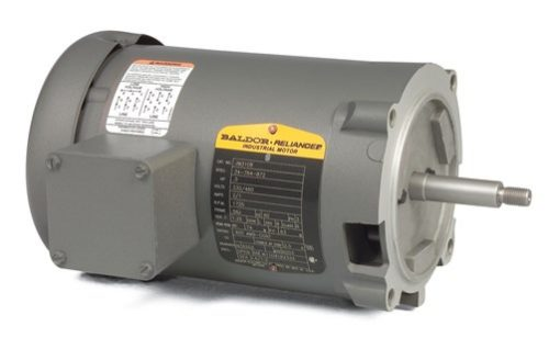 Baldor 56j Jet Pump Motor Mather Pump Service