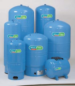 WellXTrol Water Pressure Tank for Well Pumps
